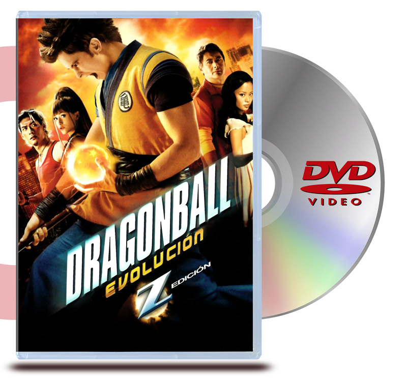 DVD Dragonball Evolution