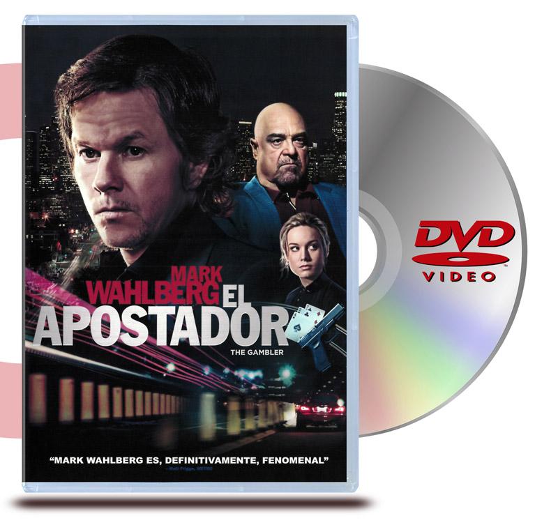 DVD El Apostador