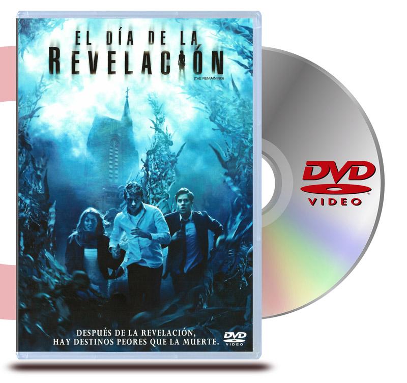 DVD El Dia de la Revelación