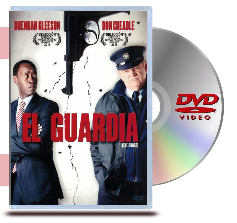 DVD El Guardia