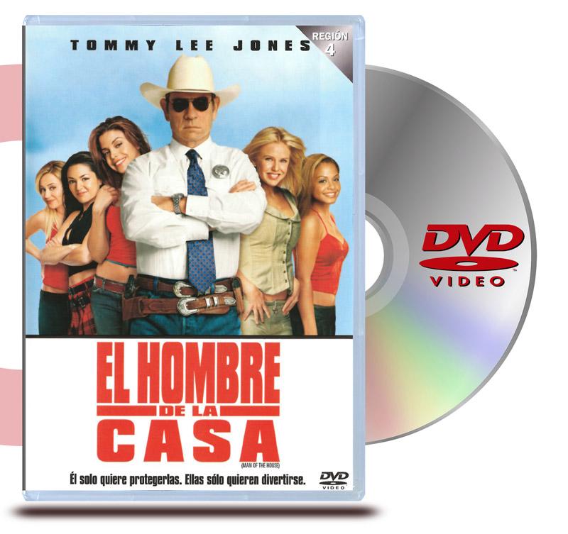 DVD El Hombre de la Casa