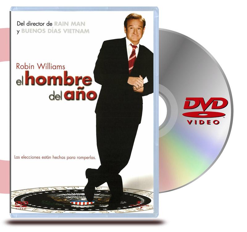 DVD El Hombre del Año