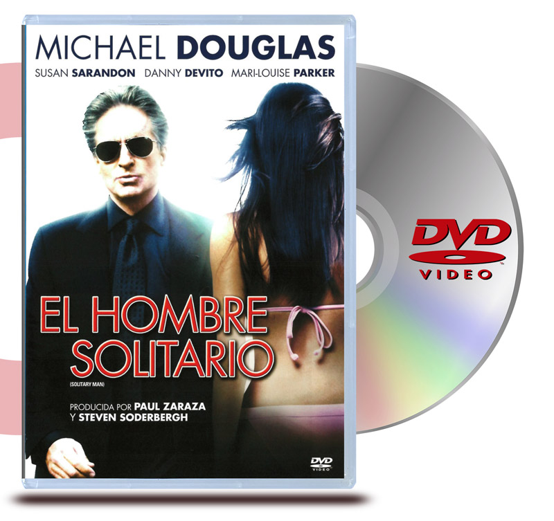 DVD El Hombre Solitario