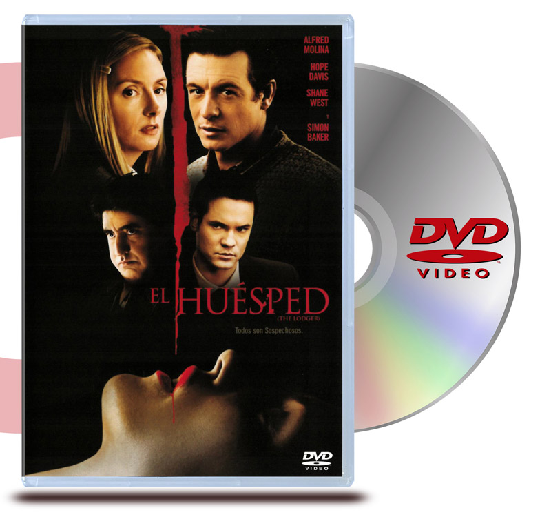 DVD El Huesped