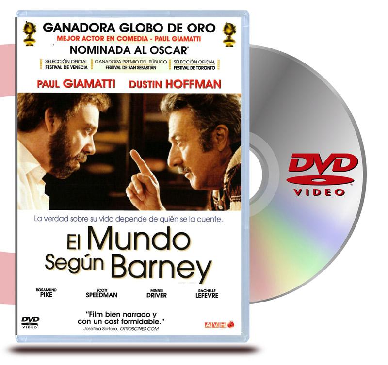 DVD El Mundo según Barney
