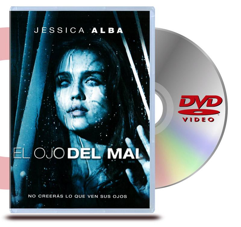 DVD El Ojo del Mal