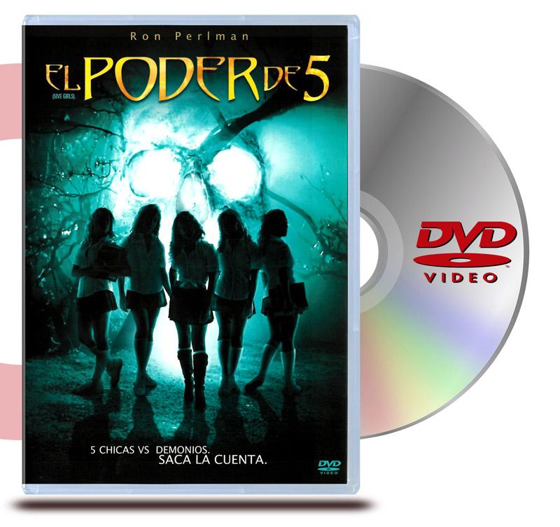 DVD El Poder de 5