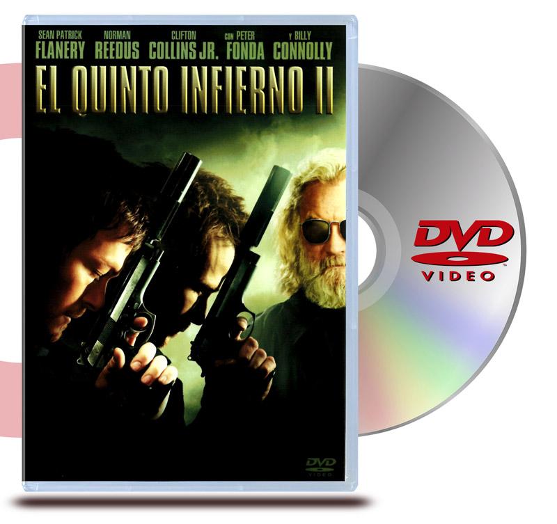 DVD El Quinto Infierno II
