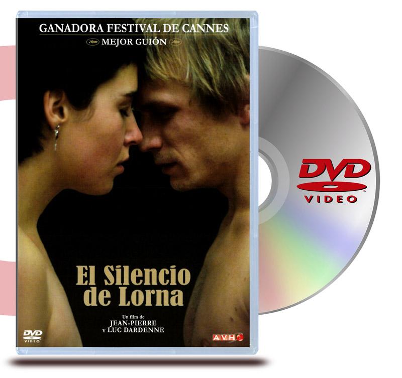 DVD El Silencio de Lorna