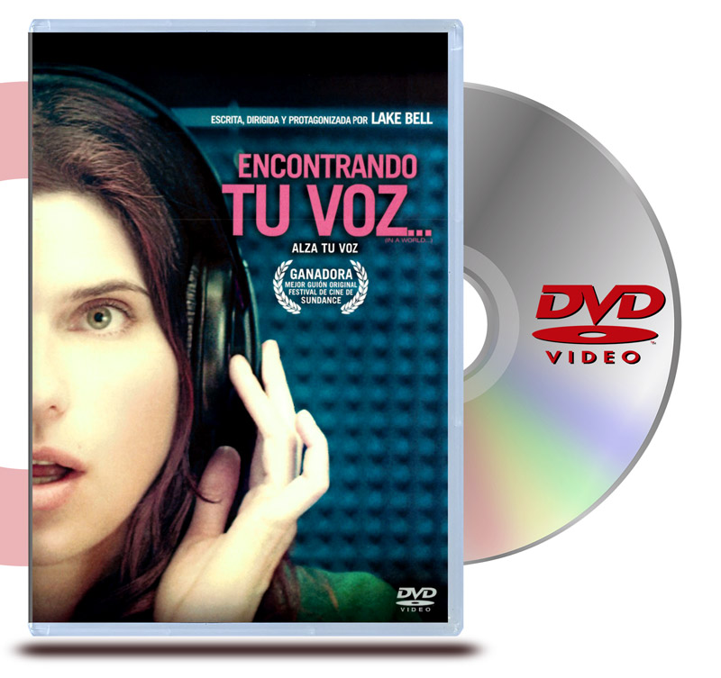 DVD Encontrando tu Voz