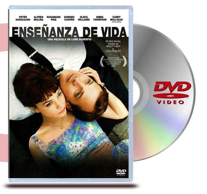 DVD Enseñanza de Vida