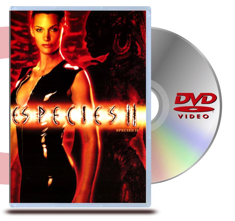 DVD Especies II