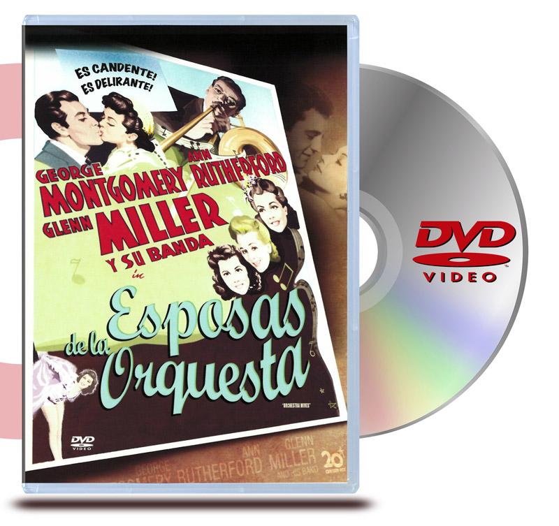 DVD Esposas de la Orquesta