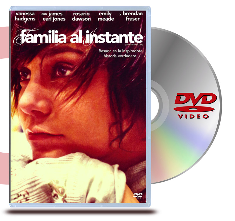 DVD Familia al Instante
