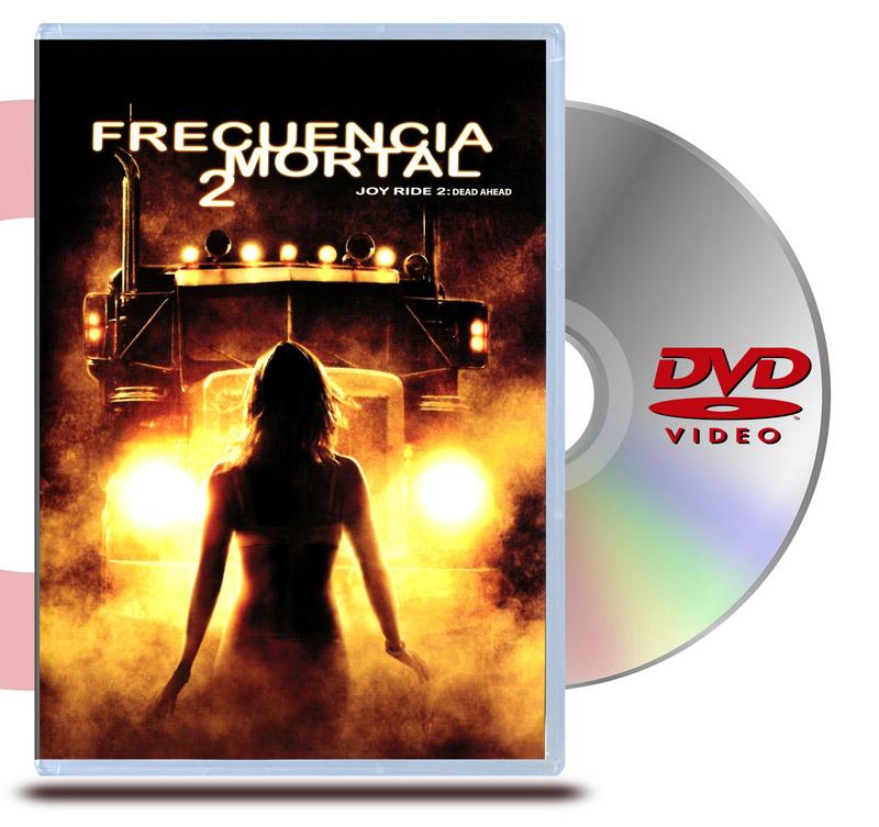 DVD Frecuencia Mortal 2