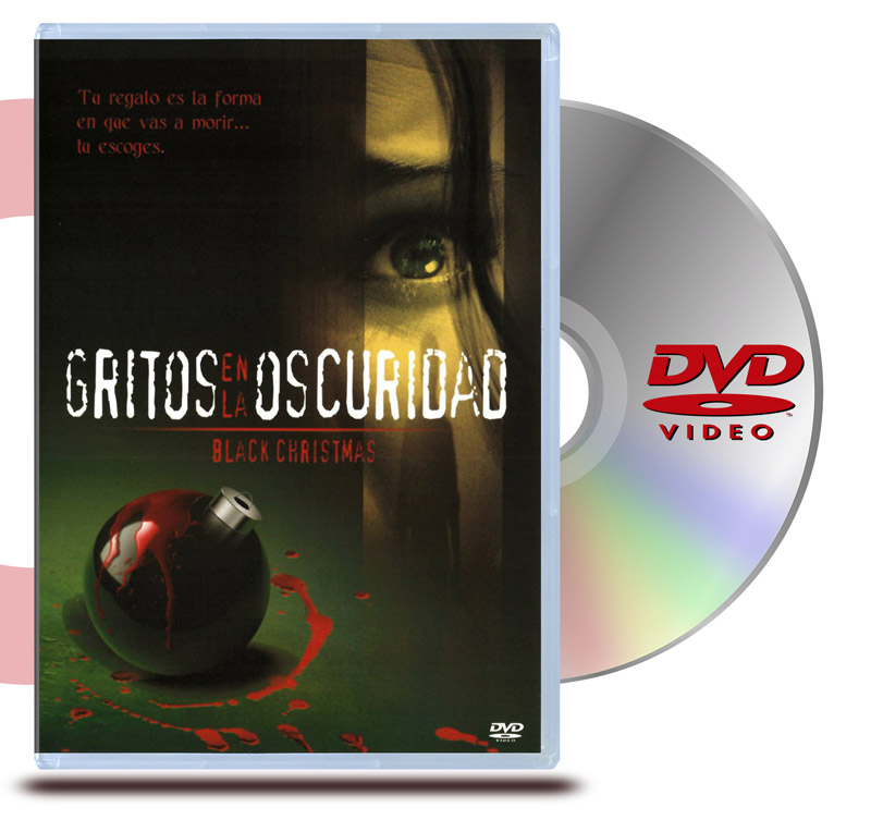 DVD Gritos En La Oscuridad