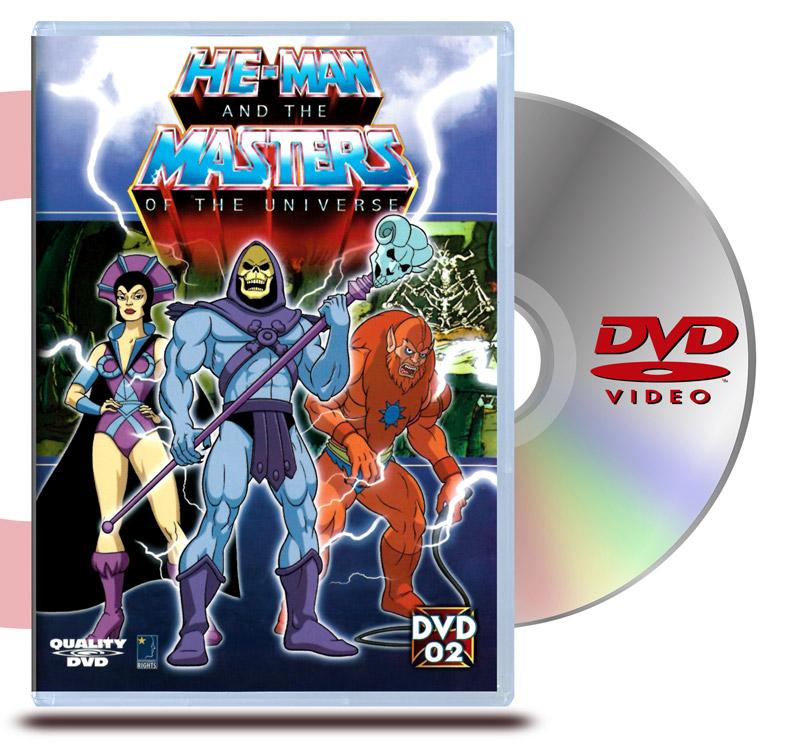 DVD He-Man 2