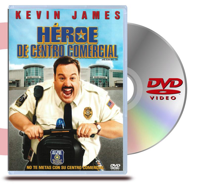 DVD Heroe de Centro Comercial