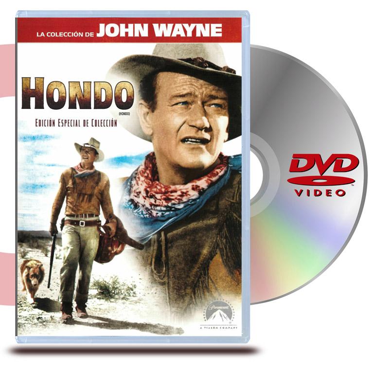 DVD Hondo