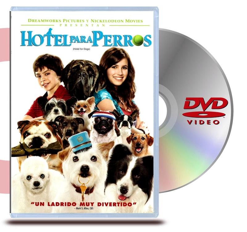 DVD Hotel Para Perros