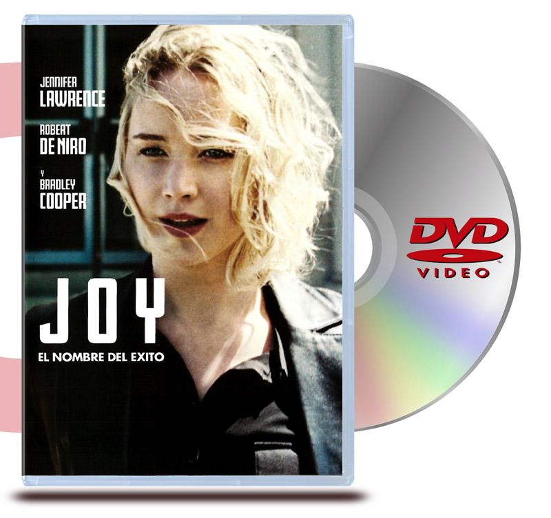 DVD Joy El Nombre del Exito