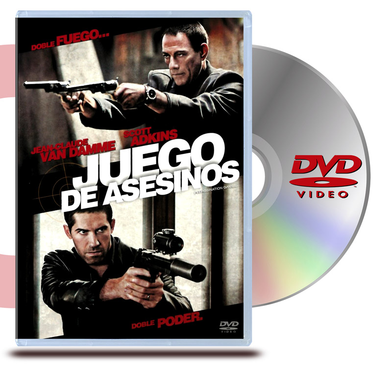 DVD Juego De Asesinos