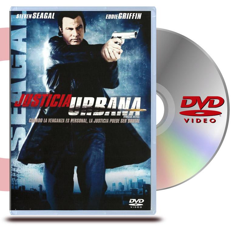 DVD Justicia Urbana