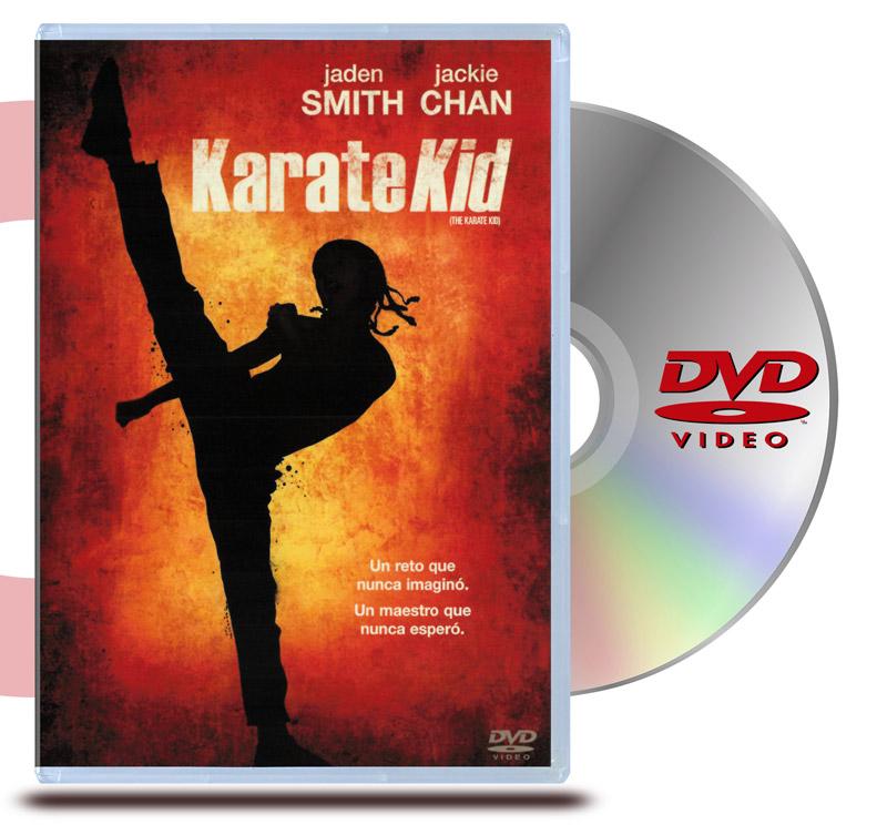 DVD Karate Kid ( 2010 )