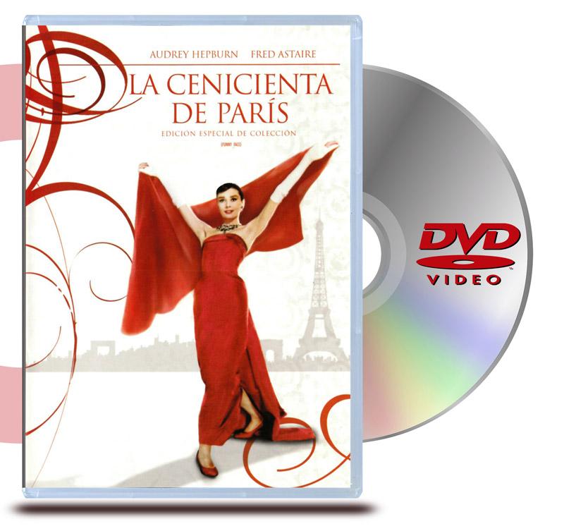 DVD La Cenicienta en Paris