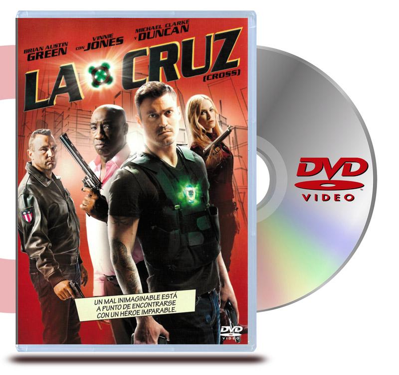 DVD La Cruz
