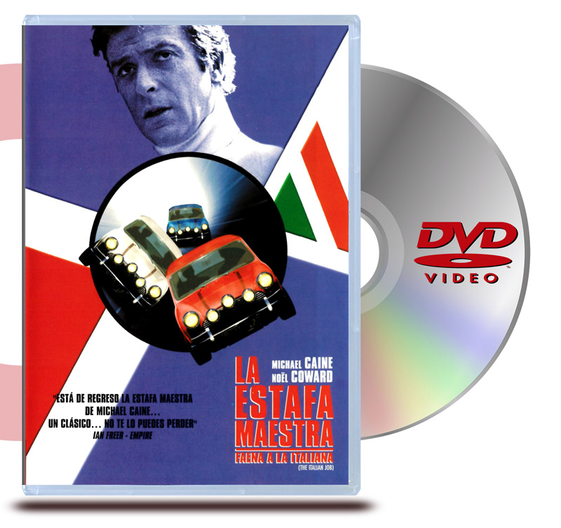 DVD La Estafa Maestra (1969)