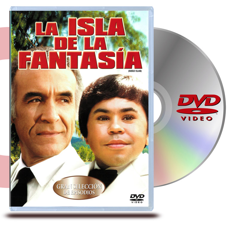 DVD La Isla de la Fantasia Temporada 1