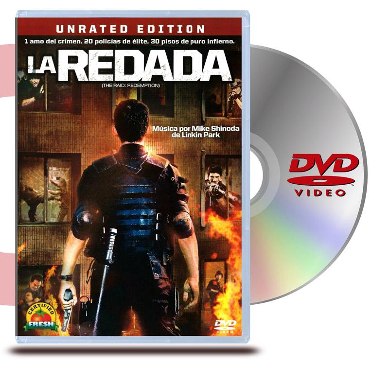 DVD La Redada