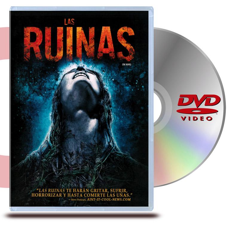 DVD Las Ruinas