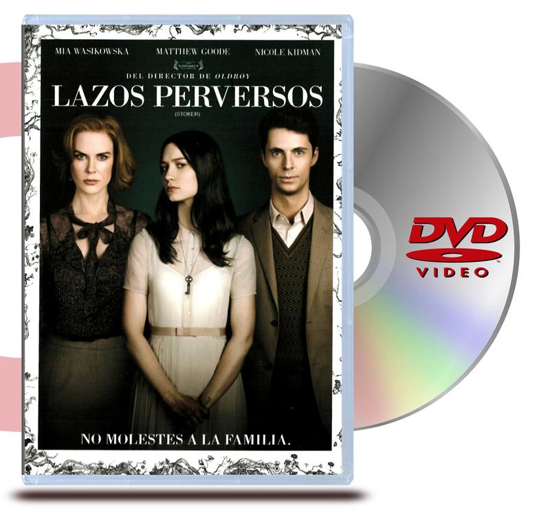DVD Lazos Perversos