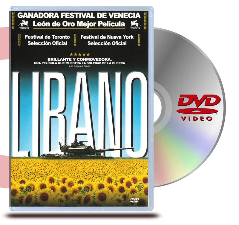 DVD Libano