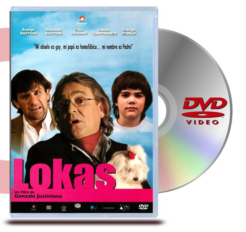 DVD Lokas