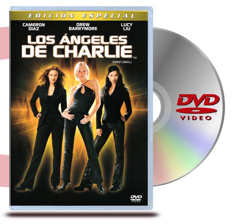 DVD Los Angeles de Charlie (2000)