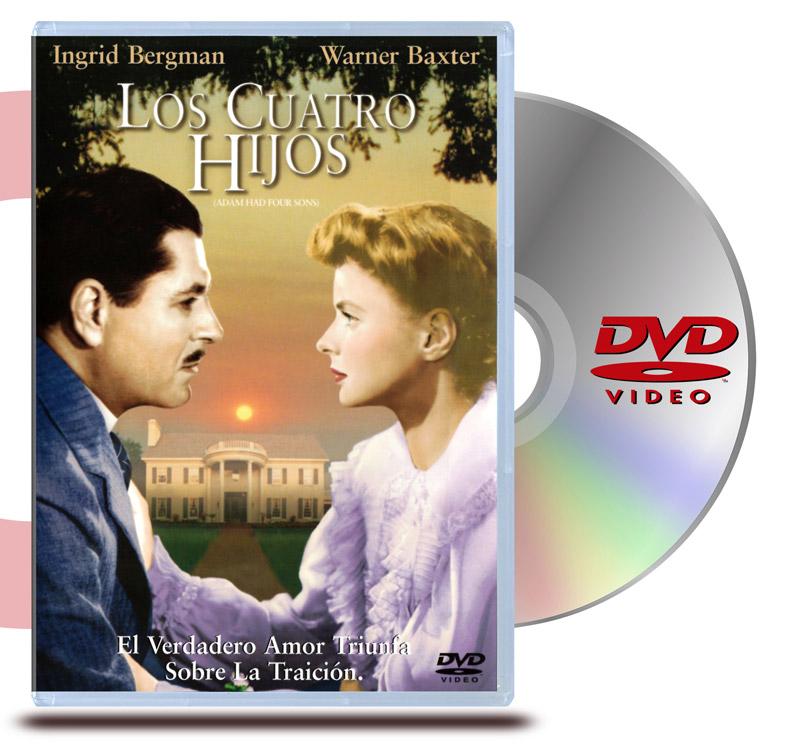 DVD Los Cuatro Hijos