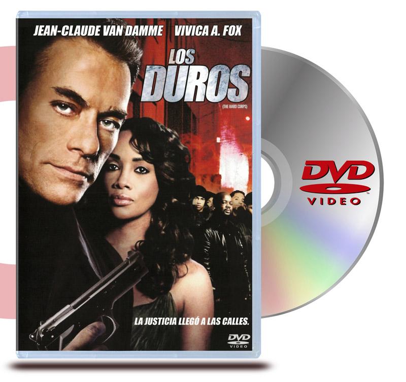 DVD Los Duros