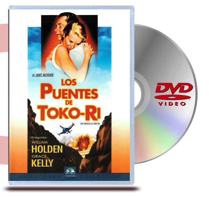 DVD Los Puentes de Toko-RI