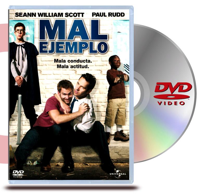 DVD Mal Ejemplo