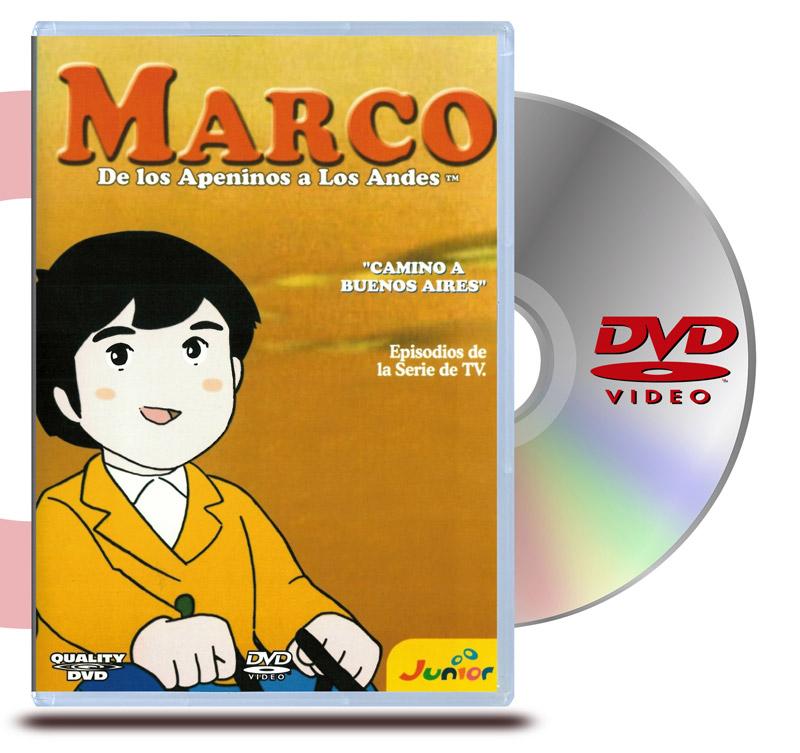 DVD Marco 4, Camino a Buenos Aires