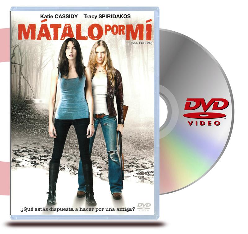 DVD Matalo por Mi