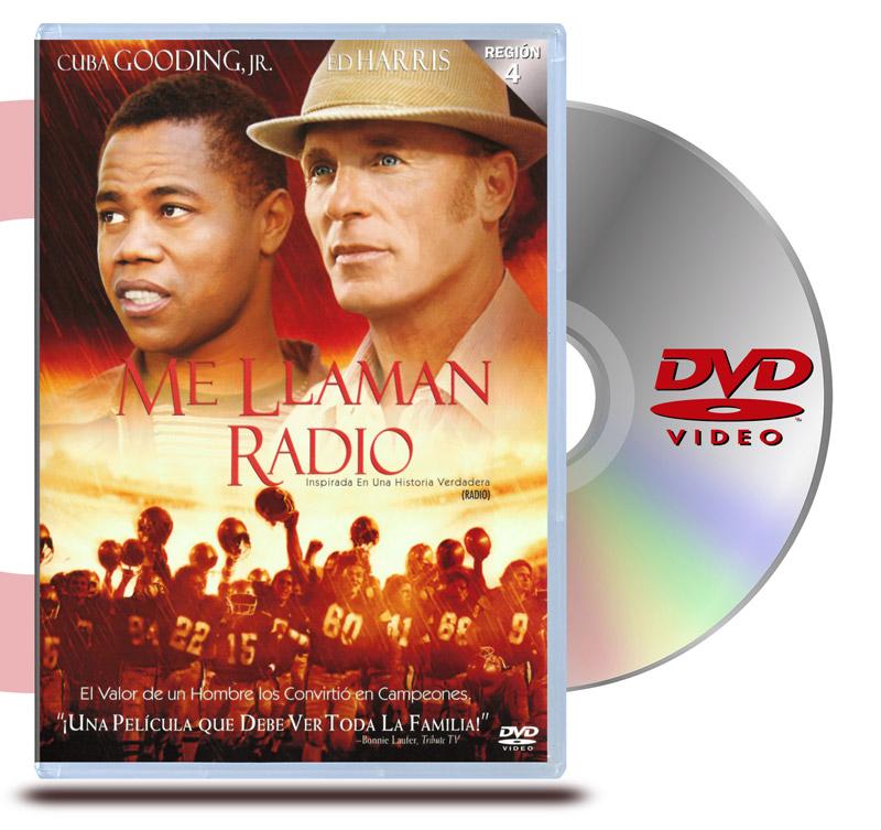 DVD Me Llaman Radio
