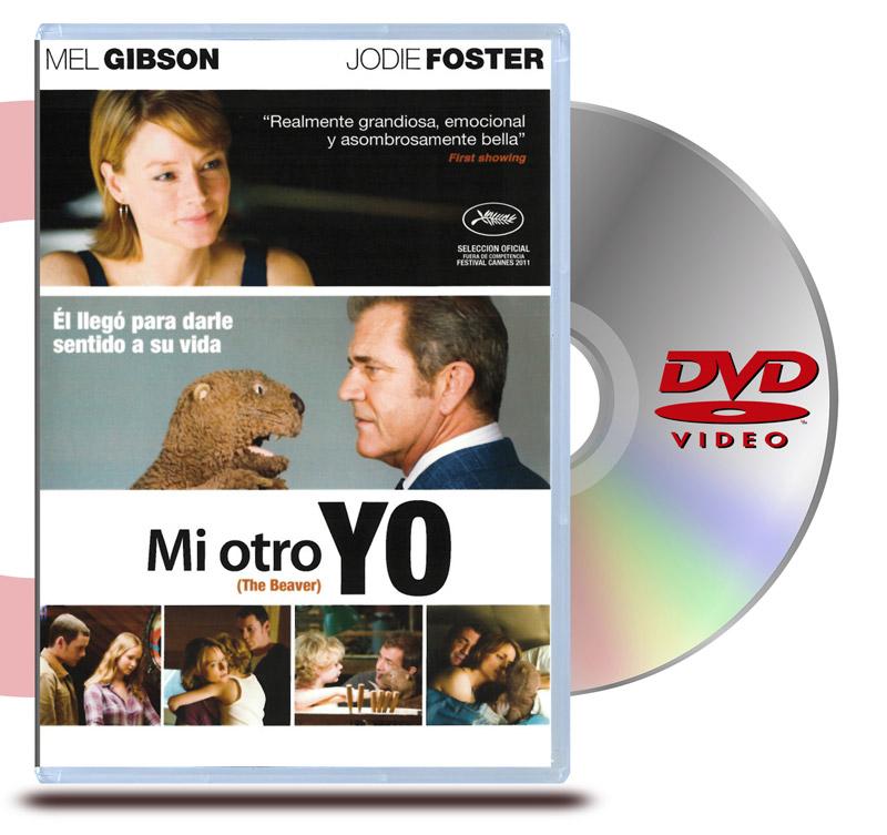 DVD Mi Otro Yo