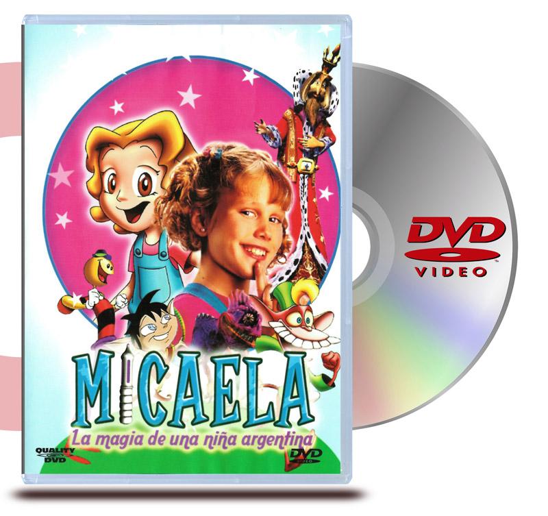 DVD Micaela, la magia de una niña argentina