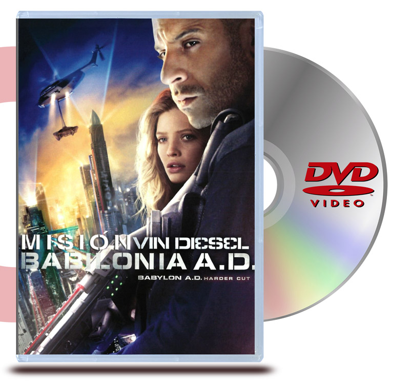 DVD Misión Babilonia
