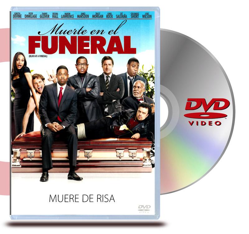 DVD Muerte en un Funeral