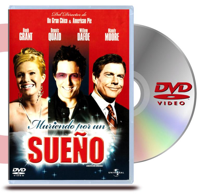 DVD Muriendo por un Sueño